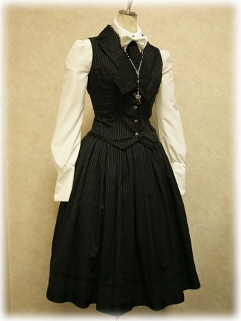 Excentrique and Miho Matsuda, great for a steampunk librarian :3
