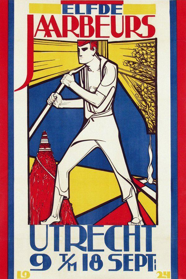 Jac. Jongert's Poster