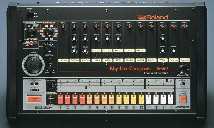 The Roland TR-808: the drum machine that revolutionised music