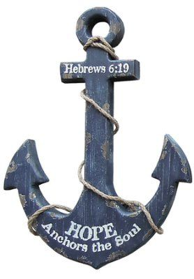 Nautical, Anchor Wall Art