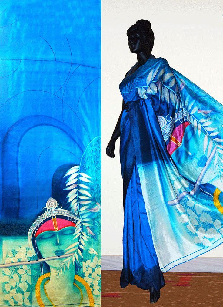 blue-bishnupur-sonamukhi-silk-hand-painted-saree