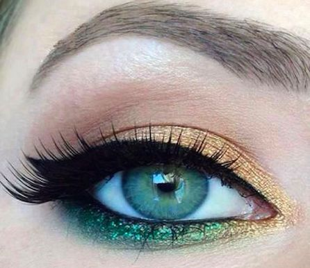 maquillaje ojos verdes                                                                                                                                                                                 Más