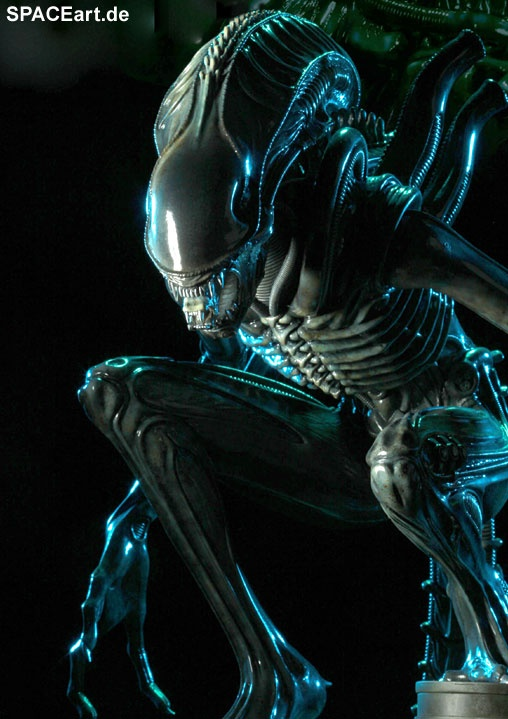 Alien 2: Alien Warrior Maquette