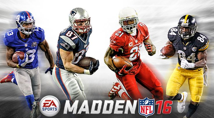 Madden NFL 16 - A Professional Football Game for The Ages - EGameBoss.com - August 24th, 2015