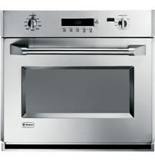 """ZET1PMSS - 30"""" Professional Electronic Convection Single Wall Oven - The GE Monogram Collection"""