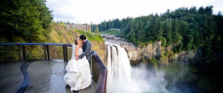 Washington State Weddings, Seattle Washington Weddings, Salish Lodge & Spa