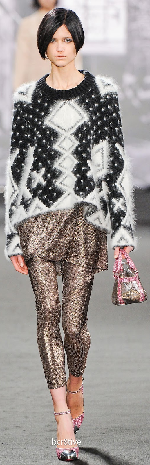 ✜ Just Cavalli Fall 2012 ✜ http://www.vogue.ru/collection/fallwinter2012/ready-to-wear/milan/Just_Cavalli/collection/index.php?PAGEN_2=2