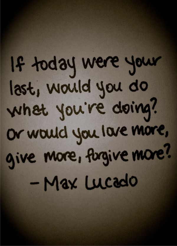 Max Lucado: Favorit Quotes, Word Of Wisdom, Food For Thought, Remember This, Maxlucado, Living Life, A Frames, Faith Quotes, Max Lucado
