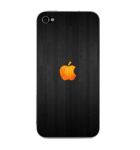 Halloween Apple iPhone skin!