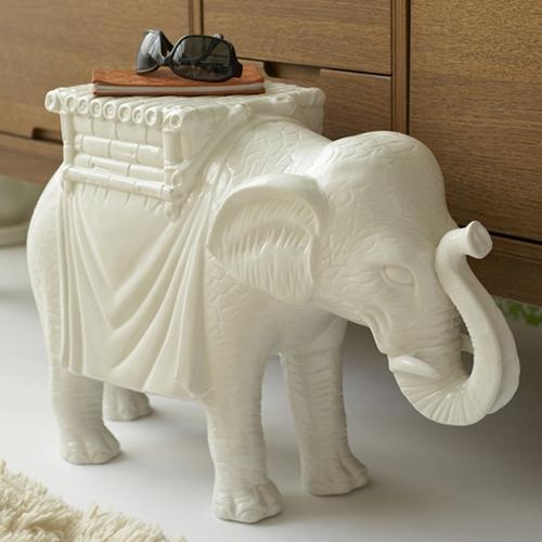Small Elephant Decor: Elephant Garden Stools: A Collection Of Ideas To Try About