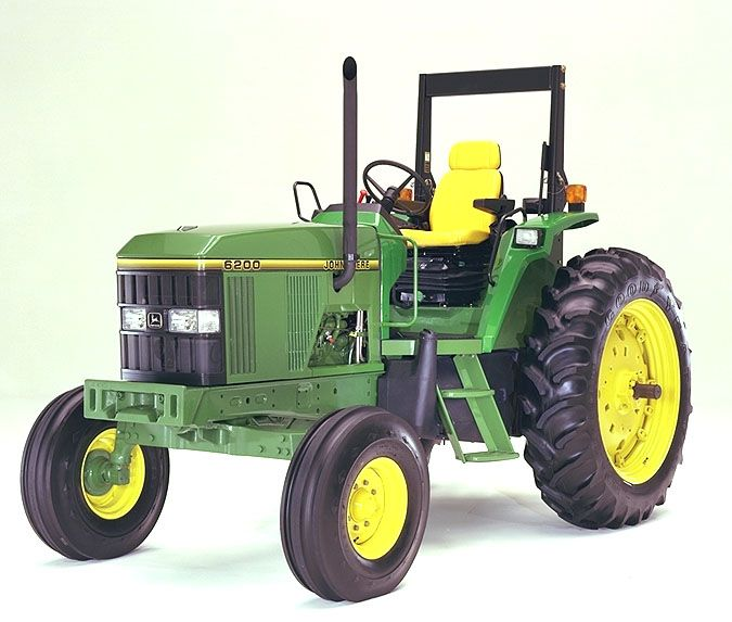 66hp John Deere 6200 main