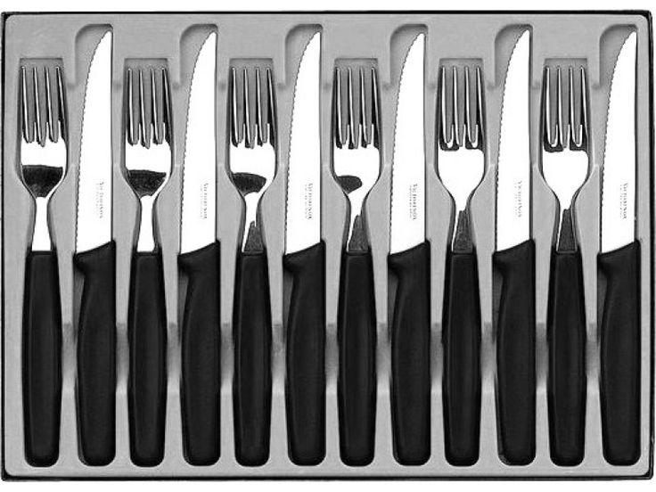 Набор столовых приборов Victorinox, 12 предметов 11404 руб. с бесплатной доставкой по Москве, Санкт-Петербургу и России