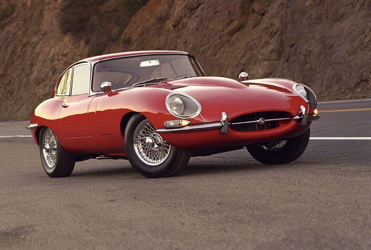 1965 Jaguar E-Type Series 1 Coupe ©2005 Ron Avery