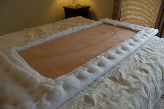 Domestic Observances Diy King Sized Headboard Bedroom