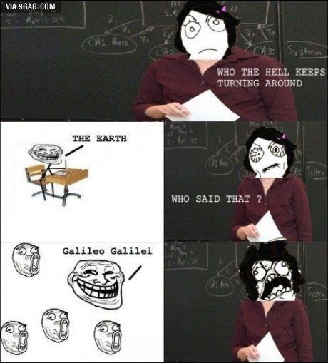 Savage student