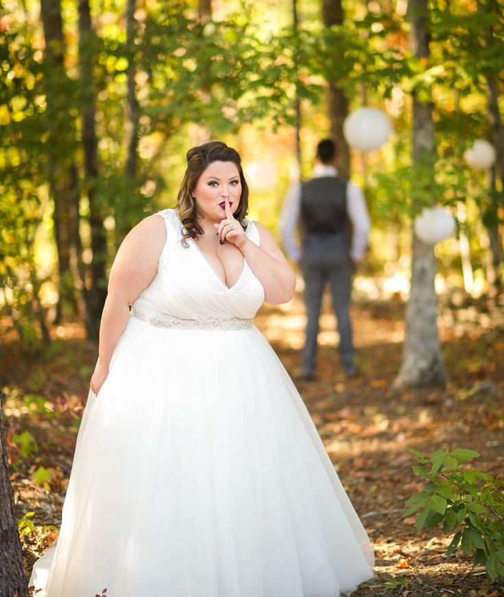Used Plus Size Wedding Dresses: 286 Best Plus Size {Wedding Dresses} Images On Pinterest