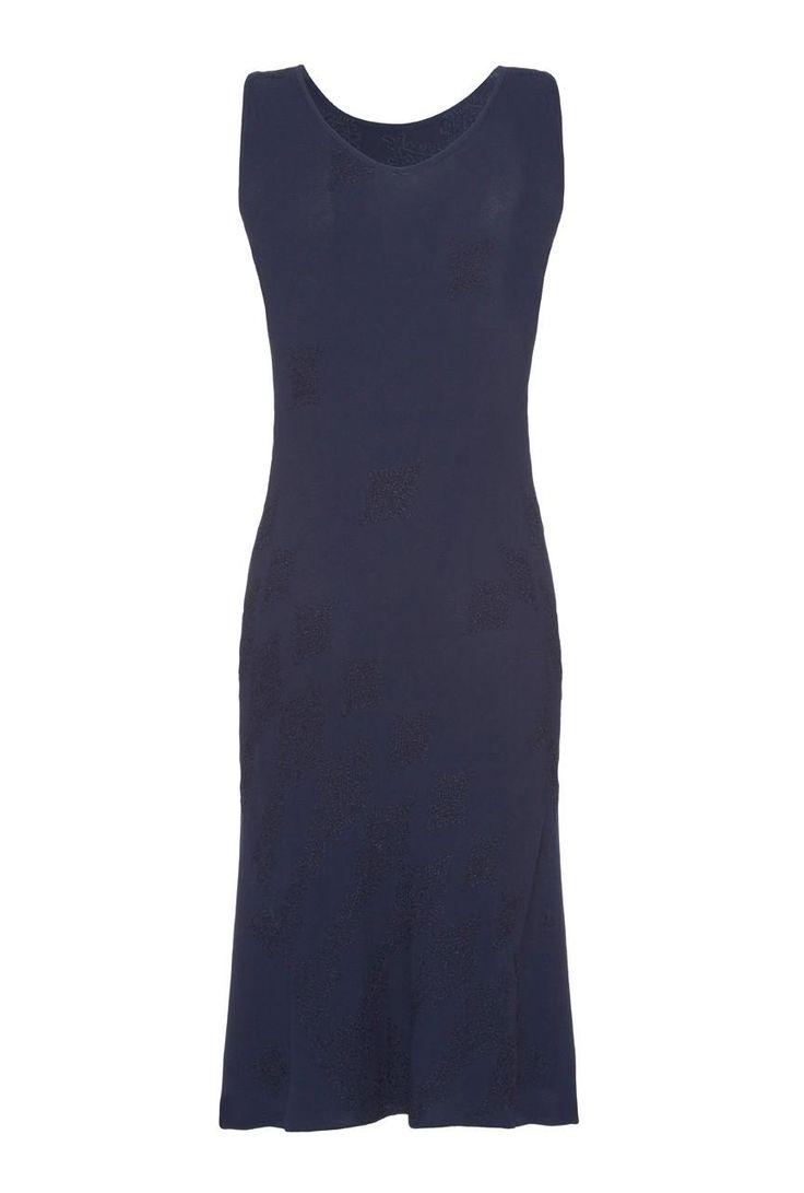 Dana Short Dress Indigo Navy, Dresses & Tunics
