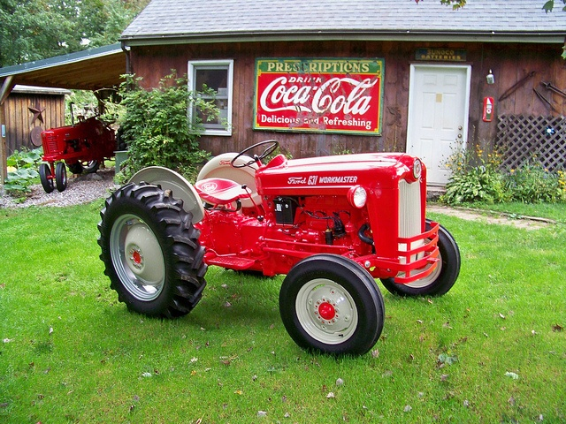 601 Ford Tractor Bumper : Ford offset workmaster tractor