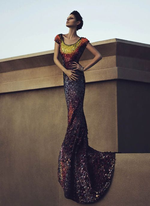multi colored: Inspiration, Style, Gowns, Beautiful, Art, Dresses, Fashion Editorials, Fashion Photography, Haute Couture