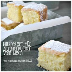 Blitzrezept für Zitronenkuchen vom Blech - garantiert für jede Partygeeignet! Hallo ihr Lieben, Instagram ist doch was Feines. Es könnte fast mein zweiter kleiner, sogenannter Micro Blog sein. A...