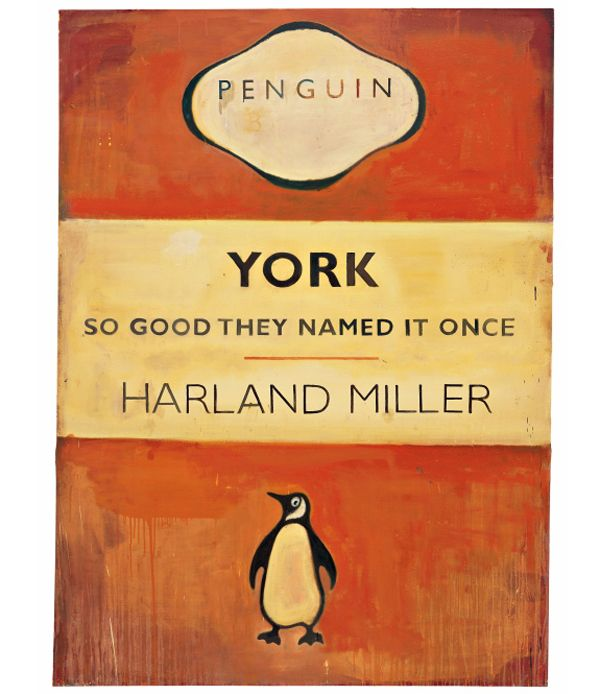 Penguin Book Covers Poster ~ The best images about harland miller prints on