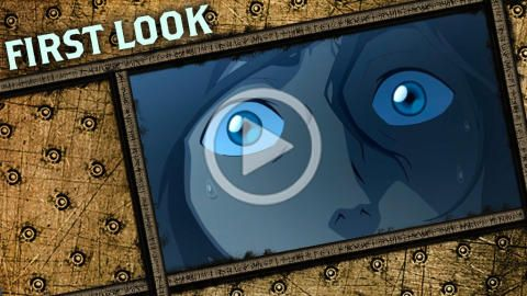 "Nickelodeon Video: Legend of Korra: ""Book 4 Exclusive Preview"""