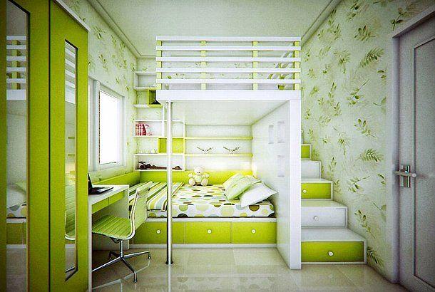 初めての1人暮らしや新居を構えるとき、自分で自分の部屋をプロデュースできることに、ワクワクしたのを覚えていませんか? 部屋や家の主となれば、心地よい空間を目指して、自分の好きな色やインテリアを揃えたいと思うもの。でも、もしかしたら、思いにもよらない色がしっくりくることがあるかもしれません。 今回は、木目はもちろん、意外とモノトーンにも合わせやすい「グリーン」という色を上手に取り入れたお部屋の画像集をご紹介します。 壁に濃いグリーンは、ちょっとチャレンジングかもしれないけど、いいバランス。 壁が黄緑で明るいイメージ。黄色やオレンジを合わせることで、グッと元気なイメージに。 ブルー×グリーン。2色がブラウンとあいまって、上品な爽やかさを演出してくれてます。 ホワイト×グリーン。女の子のお部屋のようですが、甘すぎない雰囲気。長く使えそう! モノトーン×グリーン。小物にグリーンを使うことでアクセントに。 小物の色を変えれば、簡単にイメージを変えることができる。気軽にグリーンを。 何種類ものグリーンを取り入れているモダーンなイメージ。 パープル×グリーン。パープルやピンク系...