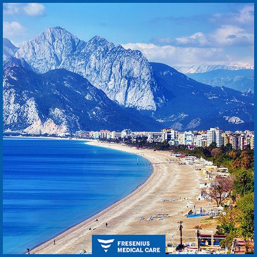 Sea, sand and sun… Antalya is waiting for you!