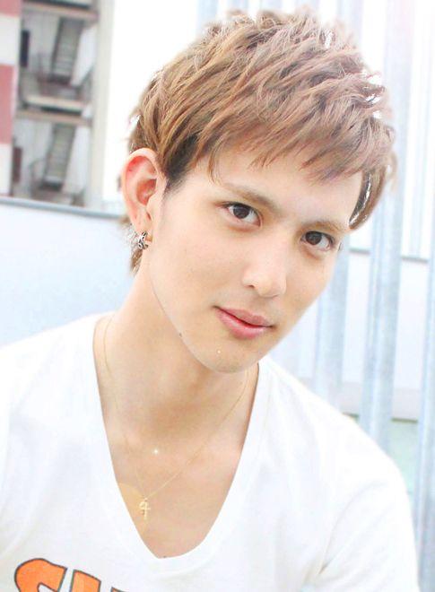 メンズツーブロック☆束感ショート 【jiji by WORTH WHILE】 http://beautynavi.woman.excite.co.jp/salon/26350 ≪ #menshair #menshairstyle・メンズ・ヘアスタイル・髪形・髪型≫