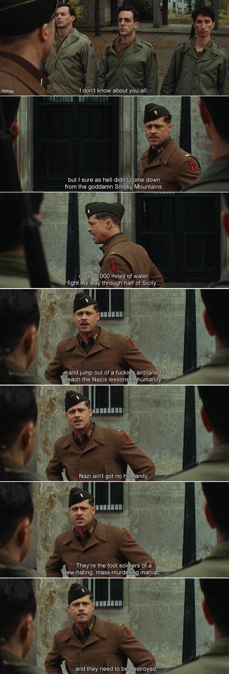 Inglourious Basterds (Quentin Tarantino, 2009)