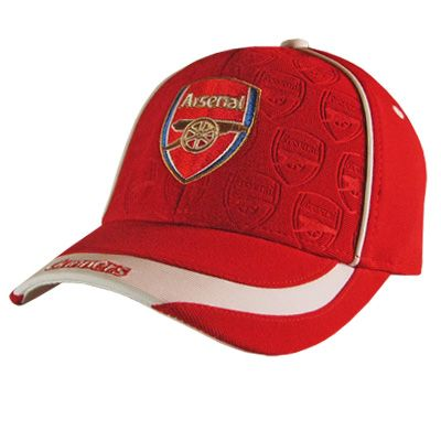 Arsenal FC Embroidered Cap | Arsenal FC Gifts | Arsenal FC Shop