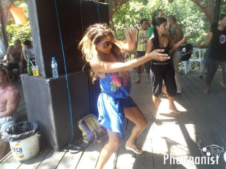 Koh Phangan Backyard Party