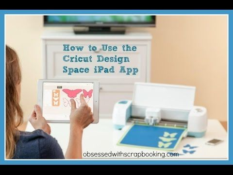 How to install and use the new Ipad Design Space app for use with the Cricut Explore (with a wireless adaptor) and Cricut Explore Air machines. Full Tutorial...