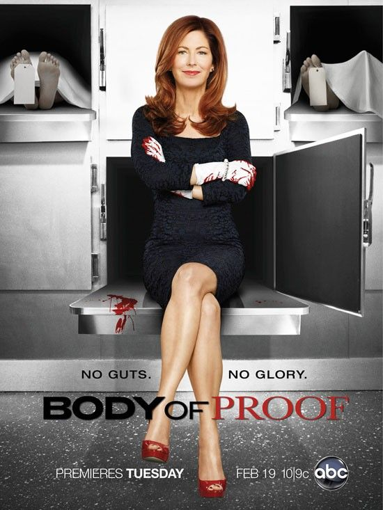 Body of Proof- good show. A little too focused on the relationships and not enough on the coroner aspect of it, but it's fine