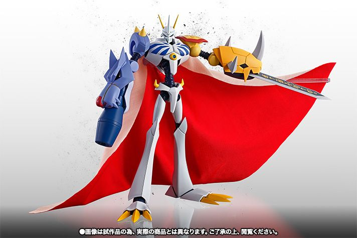"SHFiguarts Omegamon ""Our War Game! ""