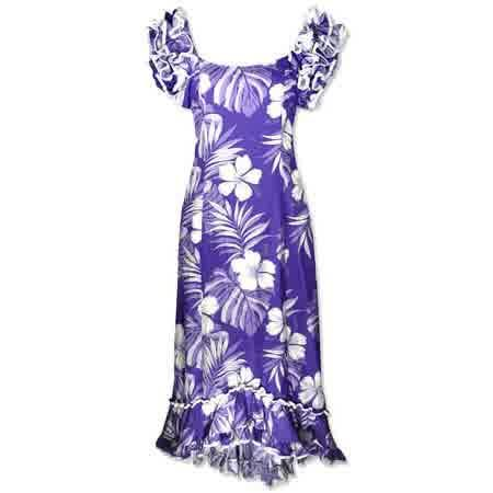 piniful.com plus size hawaiian dresses (11) #curvyplus