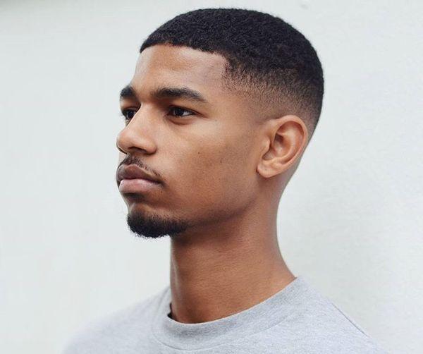 Pin On Black Fade Haircut