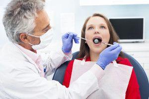 Dentysta w ciąży