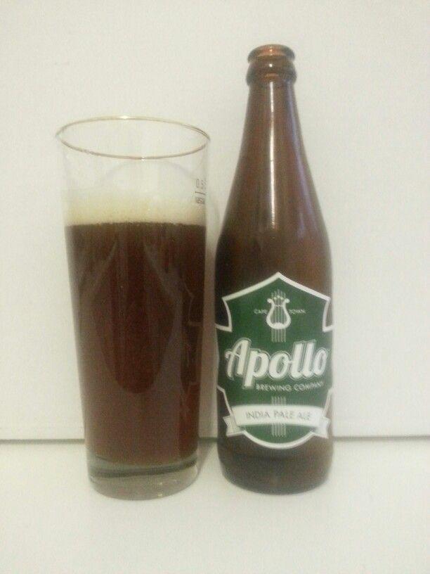 Apollo Brewing Company - indian pale ale