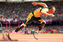 Oscar Pistorius is amazing and brave.  Bravo. #olympics: 2012 Olympics, Olympics Games, Athletic Oscars, Olympics 2012 Awesome, Doubleamput Runners, Blade Runners, Olympics Debut, Africa Oscars, Oscar Pistorius