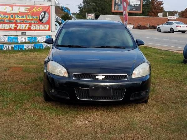 2006 Impala SS (Spartanburg) $4995
