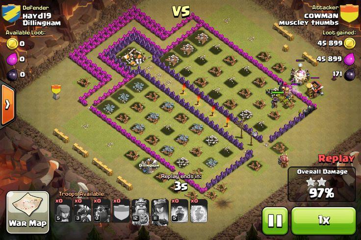 halloween update clash of clans download