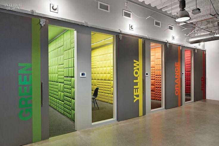 Office Space: Pandora perks include free gadget vending machine