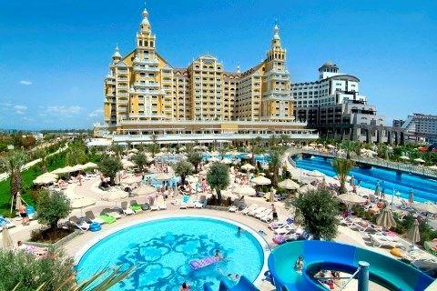 Turkije - Antalya - Lara - Royal Holiday Palace