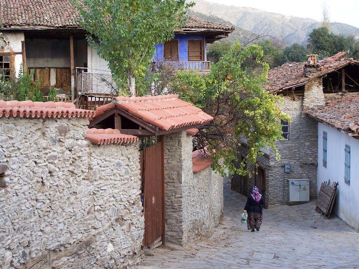 İzmir, Ödemiş, Birgi, Geleneksel Birgi Evleri - Traditional Houses, .04