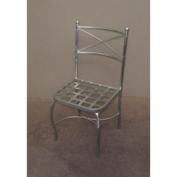 Chair Wrought Iron. Customize Realizations. 474