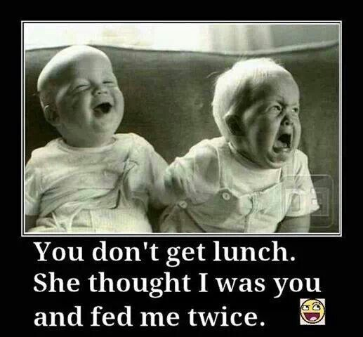 #humor #funny #lol #words #babies #twins #baby #quotes