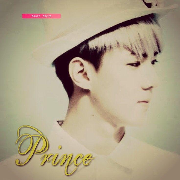 My prince oh sehun