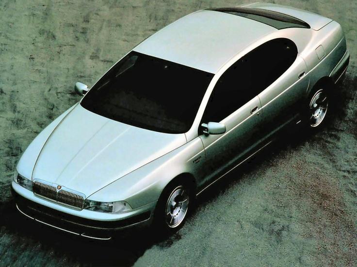 Jaguar Ital Design Kensington 1990.
