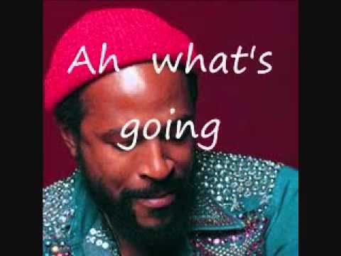 Whats Going On By Marvin Gaye - With Lyrics Good Question Marvin. Again.